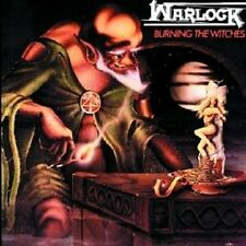 WARLOCK - BURNING THE WITCHES  CD  8 TRACKS HEAVY METAL / HARD ROCK  NEU