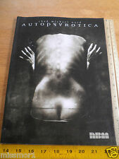 2006 Autopsyrotica Chad Michael Ward book NBM 1st print art