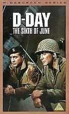 D-Day The Sixth Of June [1956] [VHS], Good VHS, Henry Koster|Robert Taylor|Richa