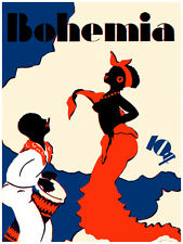 """20x30""""Quality Decoration Poster.Home room art.Rumba couple dance.6596"""