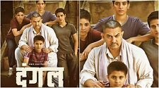 2016 New Hindi inspirational & Motivation HD Movie DVD DANGAL ,AKIRA & M.S.DHONI