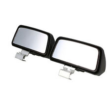2Pcs Auto Vehicle Car Truck Blind Spot Mirror Rear Side View Adjustable
