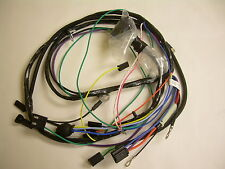 1966 belair 1965 1966 impala belair biscayne engine wiring harness 283 327 warning lights ac
