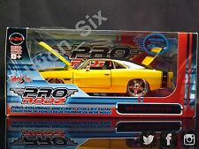 Maisto ProRodz 1:24 1969 Dodge Charger R/T Yellow American Muscle New boxed