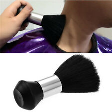 Neck Duster Brush Barbers Stylist Hair Cutting Hairdressing Salon Tool Black
