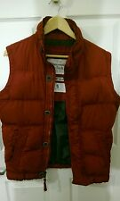 "ABERCROMBIE & FITCH""Summit Rock""mens Down puffer vest coat,small,VERY NICE"