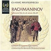 Rachmaninov: Symphony No. 2 in E minor, Op. 27, , Very Good CD