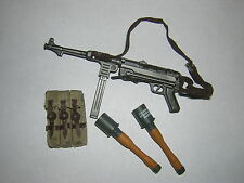 DID Dragon In Dreams 1/6th Scale German MP40 & Accessories - Pierre
