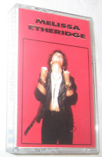 Melissa Etheridge by Melissa Etheridge Cassette 1988 Island Records Free Shp USA
