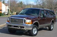 Ford: Excursion Limited 4WD