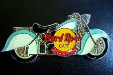 HRC hard rock cafe estocolmo Indian Aqua Fender le1000 Motorcycle