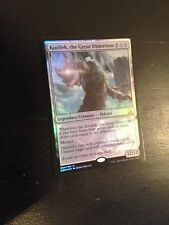 MTG MAGIC OGW KOZILEK THE GREAT DISTORTION NM FOIL