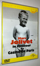 DVD MARC JOLIVET - LE MEILLEUR - CASINO DE PARIS 1999