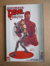 DEVIL ELEKTRA Ultimate Marvel Crossover n°37 PaninI Comics  [G500]