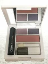 Clinique EyeShadow Duo Rock Violet Graphite Blush New Clover High Impact Mascara