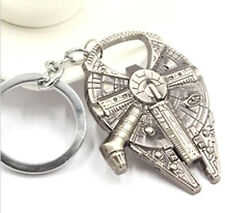STAR WARS MILLENNIUM FALCON Bottle Opener Keyring Keychain Party Gift Spaceship
