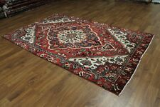 Awesome Unique Semi Antique Bakhtiari Persian Rug Oriental Area Carpet Sale 6X10