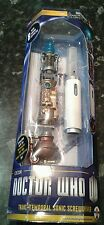 Doctor Dr Who Figure Trans Temporal Sonic Screwdriver with Sound and Light new