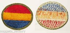 Patch original WWII USA service commandement ( 077 )