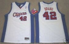 NIKE SWINGMAN ELTON BRAND LA CLIPPERS JERSEY YOUTH SMALL SM S NEW NWT