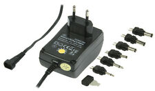 Universal Power Adapter 3v-12v 1500 mA with 6 interchangeable power tips