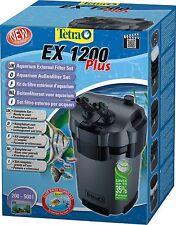 EX1200 Filtro Externo Acuario Cannister Respiradero Pescado Tanque Tetra Tec
