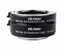 CameraPlus® DG-1N Auto Focus Extension Tube Adapter for Nikon 1 Mount Cameras