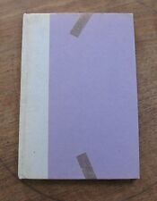 WINTER TREES poemS by Sylvia Plath - 1st/1st  HC 1972  poetry