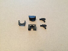 Lego Star Wars Black Armor Leggings Pauldron Guns - 5 Pc Clone Minifig Fox Cody