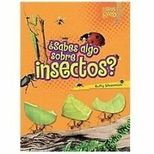 ..Sabes algo sobre insectos?/ Do You Know about Insects? (Libros Rayo - Conoce L