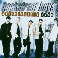 "BACKSTREET BOYS ""BACKSTREET´S BACK"" CD NEUWARE"