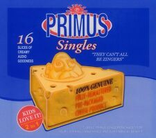 They Can't All Be Zingers: Best Of Primus  (2006, CD NIEUW) Remastered2 DISC SET