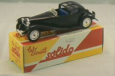 BUGATTI ROYALE 1930 collection Solido Hachette en boite