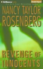 Carolyn Sullivan: Revenge of Innocents 4 by Nancy Taylor Rosenberg (2015, CD,...