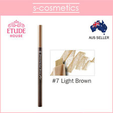 [ETUDE HOUSE] Drawing Eye Brow (#7 Light Brown) - Eyebrow Pencil (New 2016)