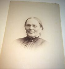 Rare Antique American Famous Ford Family Philadelphia, PA Cabinet Card Photo!
