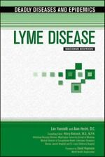 Lyme Disease, Second Edition (Deadly Diseases & Epidemics)-ExLibrary
