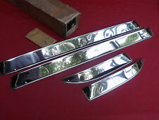 NOS 1965 Chevrolet Impala Bel Air Biscayne Caprice 2 door vent shades OPTION