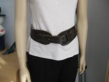 """Tom Taylor brown leather belt 29""""-31"""""""
