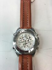 Sector 250 Chrono Alarm Stainless