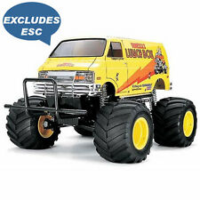 TAMIYA RC 58347 pranzo Box 2005 MONSTER TRUCK 1:12 assieme KIT-No Esc