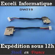 Connecteur alimentation dc power jack socket cable wire HP Pavilion DM3Z