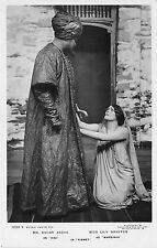 POSTCARD  ACTRESSES  LILY  BRAYTON   and  OSCAR  ASCHE  in  Kismet  3