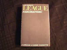 The Human League - Fascination! - 1983 Cassette / Exc./ New Wave Pop Rock