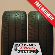 2 x 235 50 18 Goodyear Excellence 97V No Repairs!
