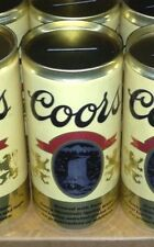Coors Banquet Beer Can Coin Bank - sold individually - Man Cave Party Bar