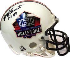 Mel Blount Autographed Hall of Fame Mini Helmet (HOF 89) w/ JSA COA