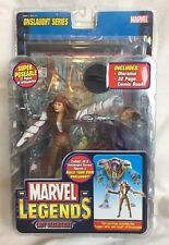Marvel Legends Onslaught Series Lady Deathstrike Poseable Action Figure NEW