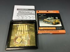 Voyager PE35762 1/35 Tiger I Initial Production Afrika korp Detailing Set