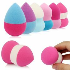 4 Pcs Large Makeup Foundation Sponge Blender Puff Flawless Powder Smooth Beauty